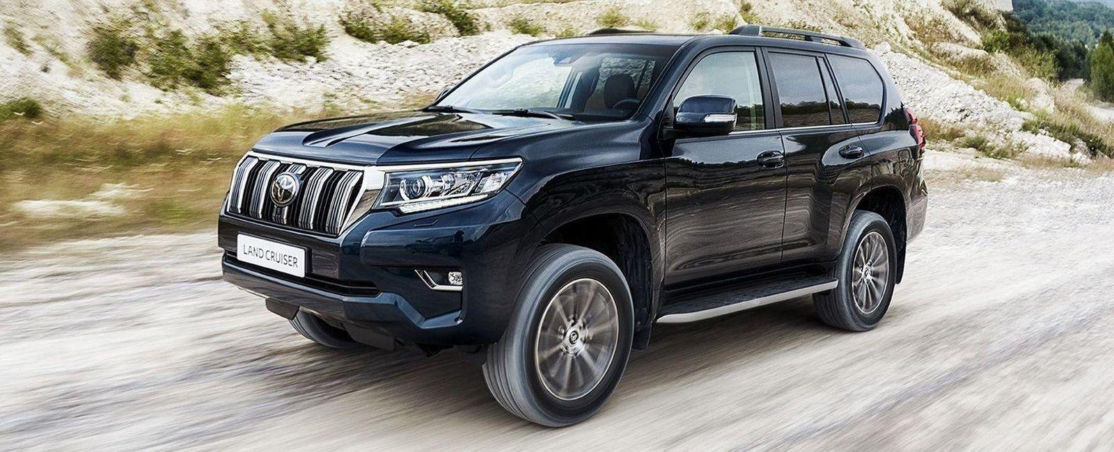 Alquiler Camioneta Toyota Prado