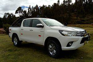 Auto Toyota Hilux